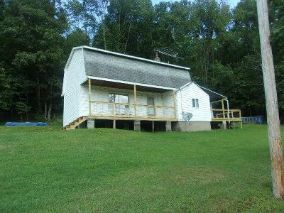 Forest County Single Family Home Active - Under Contract: 733 No Man's Lane