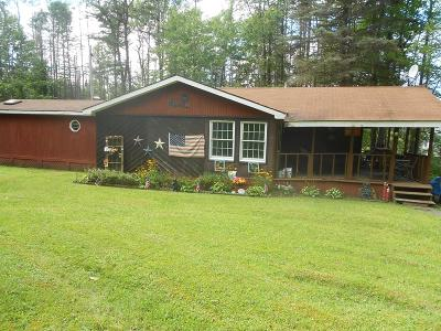 Forest County Single Family Home For Sale: 535 Carr Lane