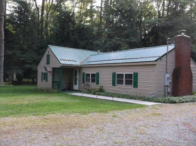 Clarion County Single Family Home Active - Under Contract: 985 McDonald Drive