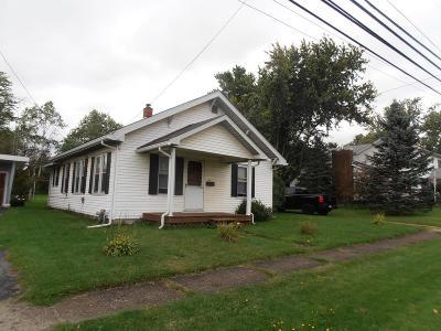 Venango County Single Family Home For Sale: 195 South Main Street