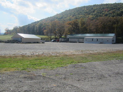 Towanda Commercial For Sale: 19893 Route 187