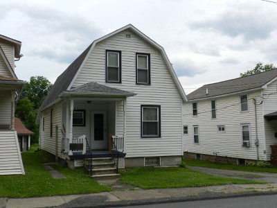 Canton Single Family Home For Sale: 91 Lycoming Street