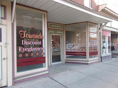 Towanda Commercial For Sale: 407-409 Main Street