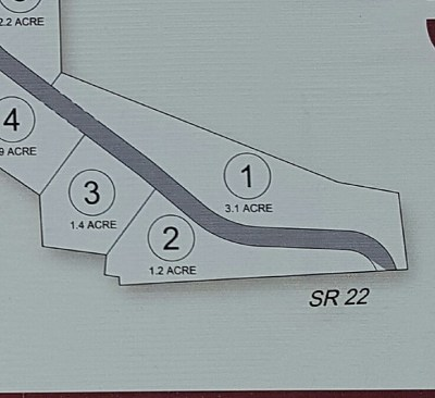 Towanda Residential Lots & Land For Sale: Lot #1 Hemlock Hills Subdivision