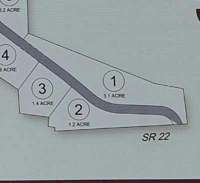Towanda Residential Lots & Land For Sale: Lot #2 Hemlock Hills Subdivision