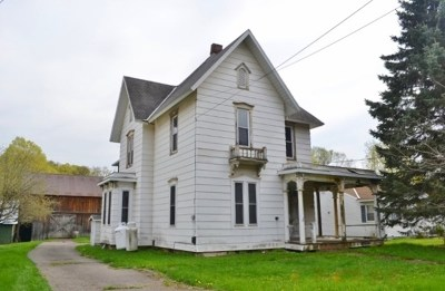 Dushore Single Family Home For Sale: 108 Carpenter Street
