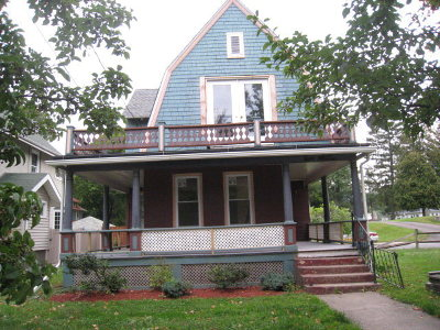 Athens Single Family Home For Sale: 613 S Main St