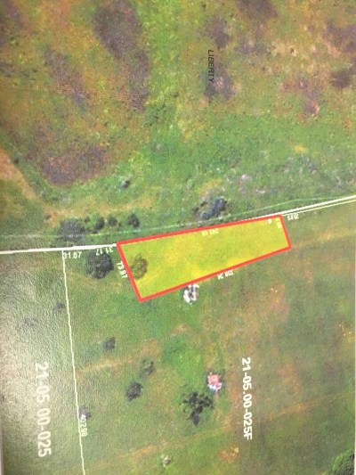 Liberty Residential Lots & Land For Sale: Roupp Lane