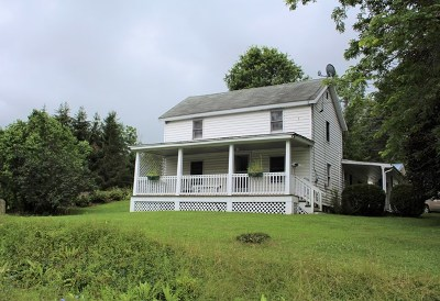 Sayre Single Family Home For Sale: 2468 Snow Rd