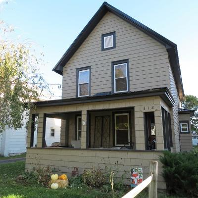 Athens Single Family Home For Sale: 312 E. Pine St