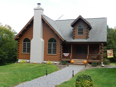Wellsboro PA Single Family Home For Sale: $524,900