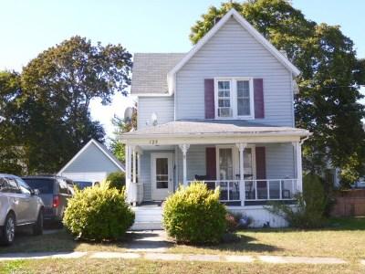 Sayre Multi Family Home For Sale: 125 Stedman
