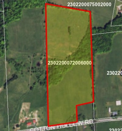 Sayre Residential Lots & Land For Sale: Cotton Hollow Road