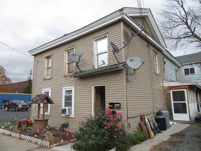 Towanda Multi Family Home For Sale: 108 William St