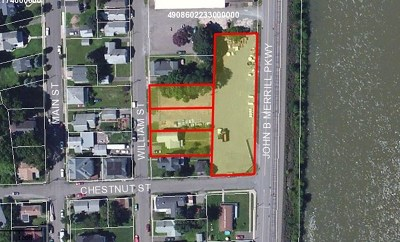 Towanda Residential Lots & Land For Sale: River Street