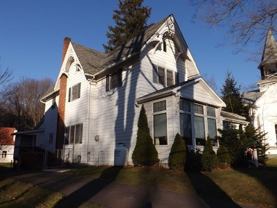 Dushore Single Family Home For Sale: 127 Headley Avenue
