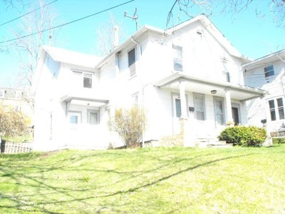 Towanda Multi Family Home For Sale: 602 Second St