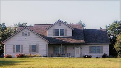 Monroeton Single Family Home For Sale: 1143 Sharcana Road