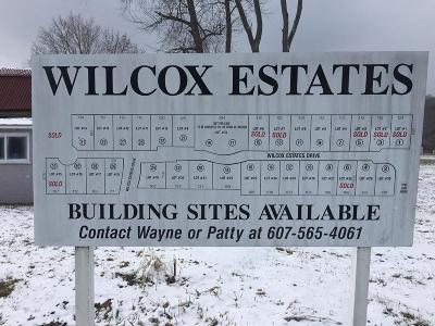 Waverly Residential Lots & Land For Sale: Wilcox Estates Drive