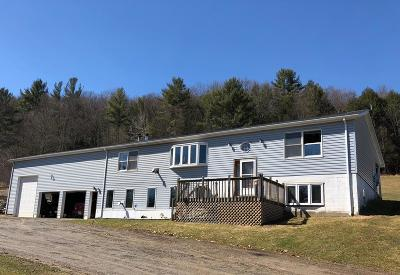 Wyalusing Single Family Home For Sale: 311 Mosier Road