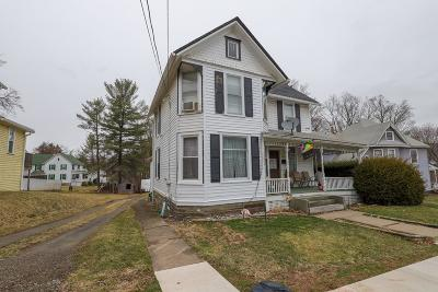 Towanda Single Family Home For Sale: 402 Bridge Street