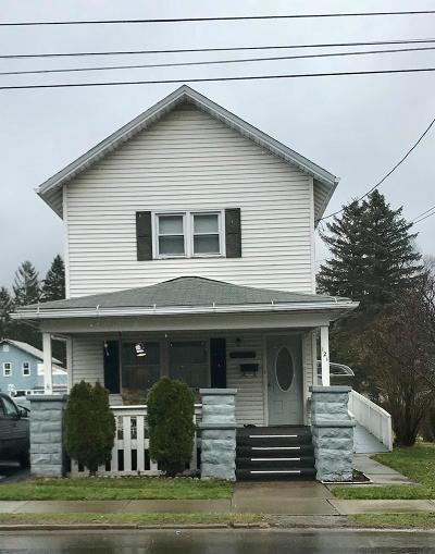 Athens Single Family Home For Sale: 121 S Main St