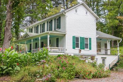 Wysox Single Family Home For Sale: 853 River Road
