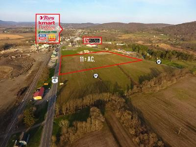 Towanda Commercial For Sale: Route 6
