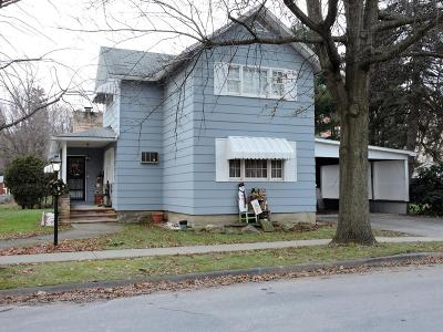 Mansfield Single Family Home For Sale: 71 First Street