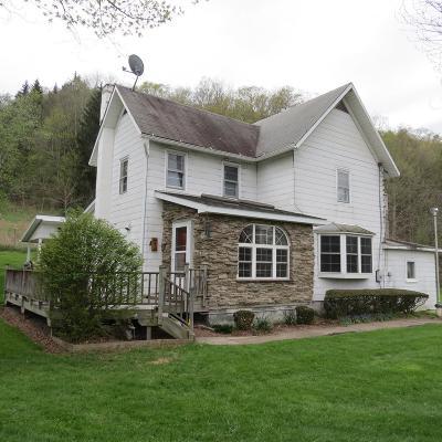 Gillett Single Family Home For Sale: 15731 Berwick Turnpike