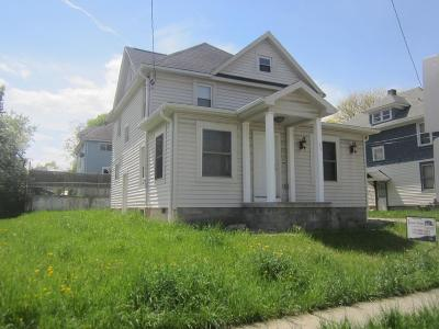 Sayre Single Family Home For Sale: 415 North Wilbur Ave