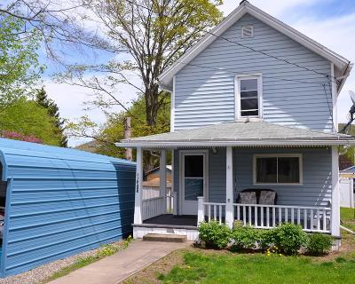 Ulster Single Family Home For Sale: 92 Second St