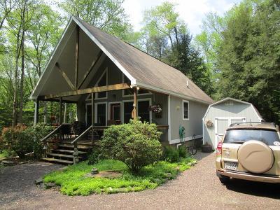 Eagles Mere Single Family Home For Sale: 26 Bridgetts Bridge Road