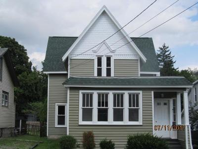 Waverly Single Family Home For Sale: 14 Pine