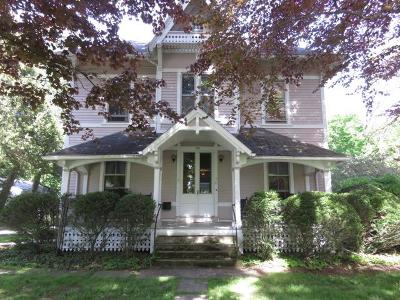 Athens Single Family Home For Sale: 735 South Main Street