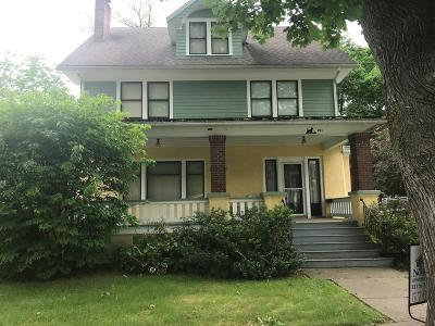 Waverly Single Family Home For Sale: 101 Center St