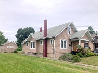 Sayre Single Family Home For Sale: 312 Harrison St.