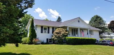 Sayre Single Family Home For Sale: 205 Rosh Road