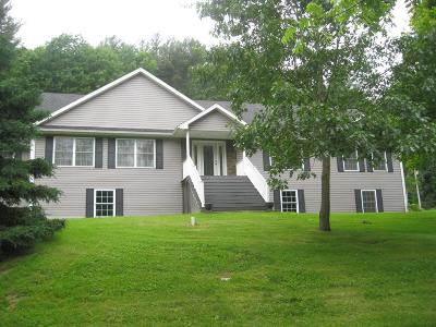Sayre Single Family Home For Sale: 234 Geiger Rd.