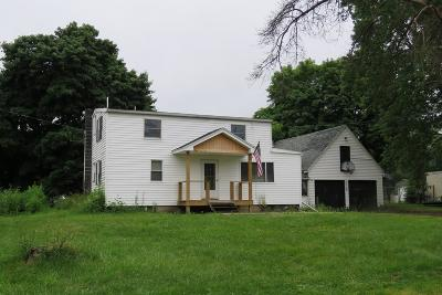 Sayre PA Single Family Home For Sale: $110,000