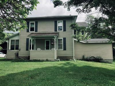Lawrenceville Single Family Home For Sale: 2362 A Buckwheat Hollow Rd