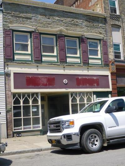 Sayre Commercial For Sale: 204 Desmond Street