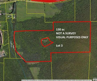 Middlebury Center Residential Lots & Land For Sale: Lot 3 Sweet Hollow Road