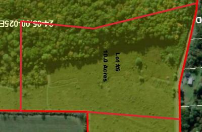 Middlebury Center Residential Lots & Land For Sale: Lot 6 Sweet Hollow Rd
