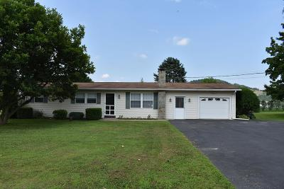Towanda Single Family Home For Sale: 21318 Route 187