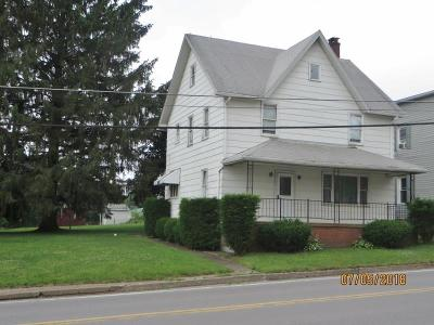 Mildred Single Family Home For Sale: 7535 Route 487