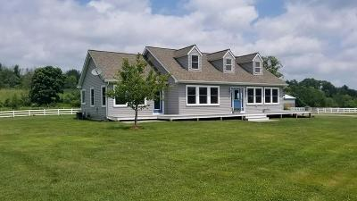 Ulster Single Family Home For Sale: 4407 Covered Bridge Rd