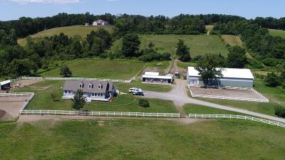 Ulster Farm For Sale: 4407 Covered Bridge Rd