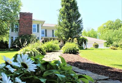 Gillett Single Family Home For Sale: 3937 Checkerville Road