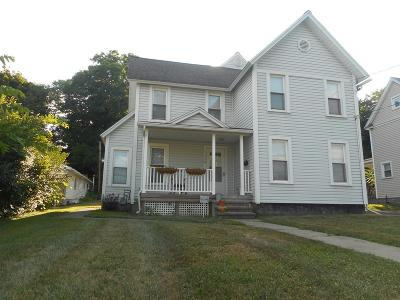 Sayre Multi Family Home For Sale: 118 S. Keystone Ave.